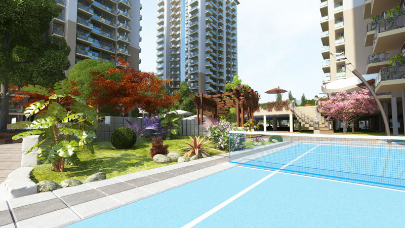 Emenox La Solara 2/3 BHK Apartments